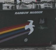 rainbow warrior taufe